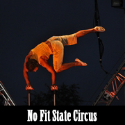 No fit state circus
